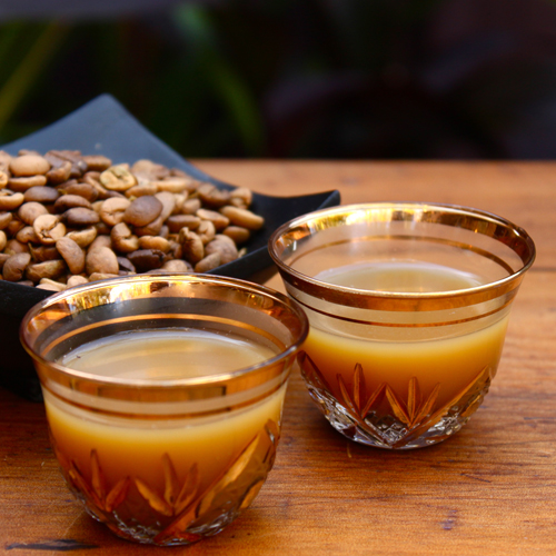 arabic coffee-gahwa